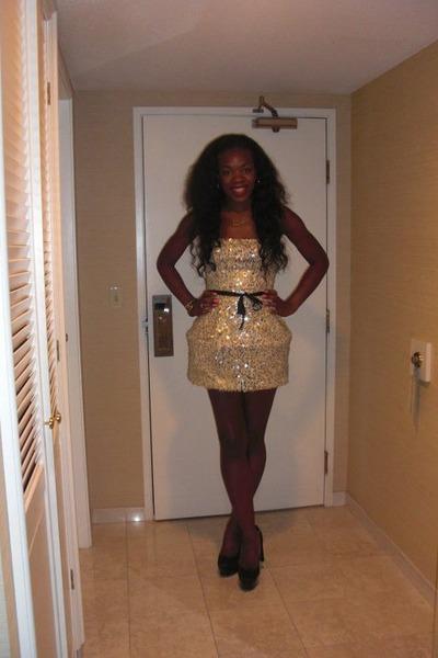 gold ebay dresses black primark shoes quot all that