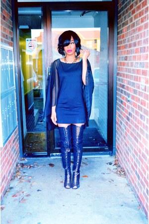 Bossy Snob dress