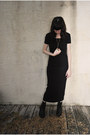 Black-vintage-esprit-dress-black-urban-outfitters-boots