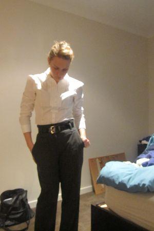 Cue shirt - Cue pants