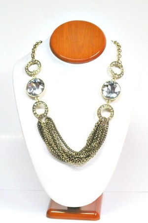 gold My Alexas Store necklace