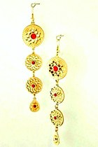Gold-my-alexas-store-earrings