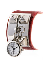 Ruby-red-bracelet-watch-my-alexas-store-watch