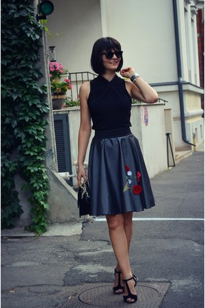 Fashion Doctor skirt - new look heels