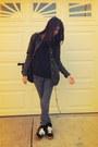 Black-f-troupe-shoes-black-zara-bag