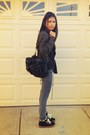 Black-f-troupe-shoes-black-zara-bag