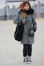 Gray-rag-bone-coat-black-zara-bag-black-coach-sneakers