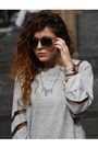 Black-zara-bag-gray-quay-eyewear-sunglasses