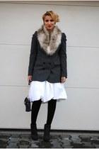 pull&bear blazer - Alexander Wang boots