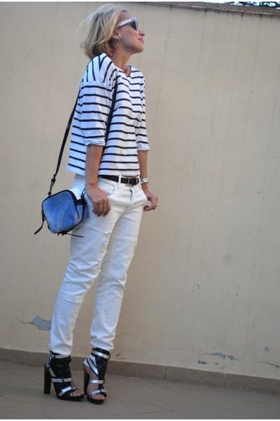 Phillip Lim bag - karl heels