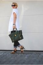 Phillip Lim bag - YSL heels