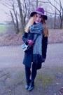 Zara-coat-h-m-hat-asos-scarf-zara-bag-vintage-gloves