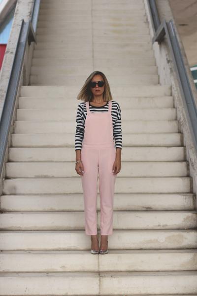 Ebay dress - zeroUV sunglasses - Sheinside earrings - Zara t-shirt