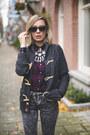 Alpe-boots-derett-sunglasses-zara-necklace-h-m-blouse