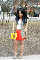 Gap skirt - Forever 21 blazer