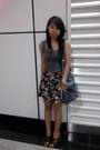 Pink-cotton-skirt-opuow-boots