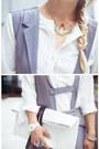 White-miss-nabi-shoes-white-goodnight-macaroon-blouse