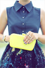 Casio-watch-jovonna-london-dress-miss-nabi-bag-ray-ban-sunglasses