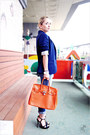 Sky-blue-levis-jeans-blue-h-m-blazer-carrot-orange-miss-nabi-bag