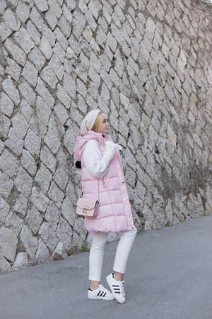 bubble gum StyledMoscow vest