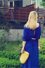 Blue-forever-21-top-light-yellow-miss-nabi-bag