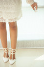 Eggshell-chicwish-dress-white-udobuy-heels