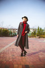 Black-similar-asos-boots-heather-gray-kate-katy-coat