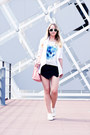 White-miss-nabi-shoes-light-pink-oasap-bag-black-sheinside-shorts