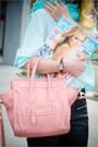 Black-asos-sunglasses-aquamarine-forever-21-scarf-pink-oasap-bag