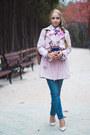 Bubble-gum-chicwish-coat-blue-yoins-jeans-bubble-gum-michael-kors-bag