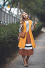 Tawny-rebecca-minkoff-bag-light-orange-choies-vest-tawny-romwe-skirt