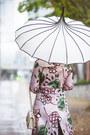 Green-forever-21-dress-light-pink-choies-coat