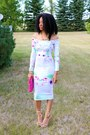 Jeffrey-campbell-heels-asos-dress-pink-clutch-thrift-store-bag