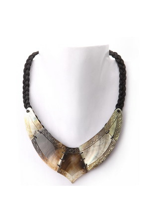 shell My Real Art necklace