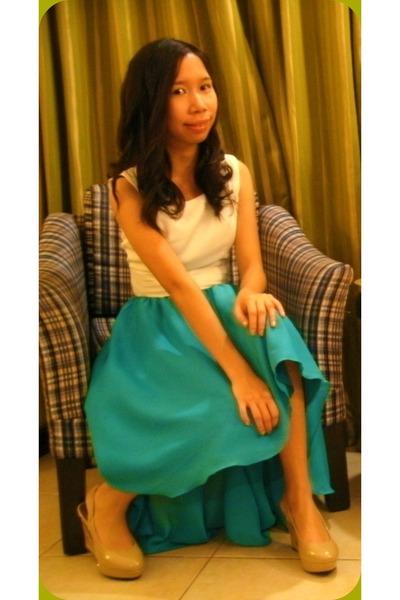 chiffon brandless dress