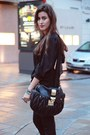 Black-miu-miu-bag-navy-ysl-ring