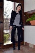 black Vero Moda blazer