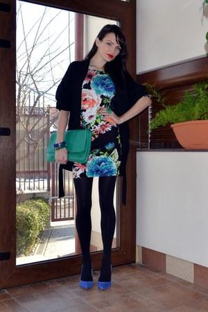 floral print H&M dress