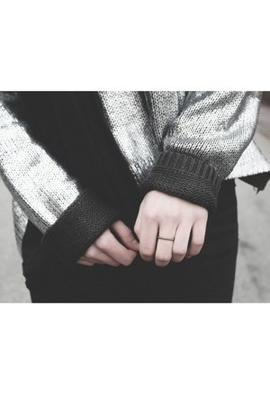 Monki sweater - Jane Kønig accessories