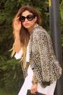Leopard-print-zara-blazer-zara-shirt-zara-pants