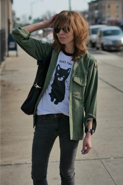 asoscom t-shirt - vintage shirt