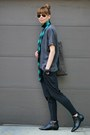 Green-banana-republic-scarf-charcoal-gray-asos-t-shirt