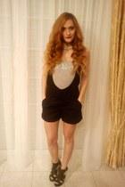 Zara shorts - Zara sandals