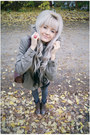 Camel-cute-unknown-boots-army-green-furry-hood-banana-republic-jacket