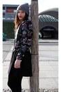 Zara-dress-h-m-jacket