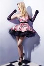 Wheels-dollbaby-dress