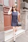 Navy-forever-21-dress