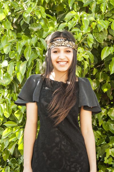lace Inoui dress - sequins Zara accessories