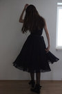 Black-passionata-top-navy-zara-skirt-black-vintage-belt