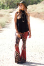 Floppy-hat-boho-nectar-clothing-hat-nectar-clothing-pants